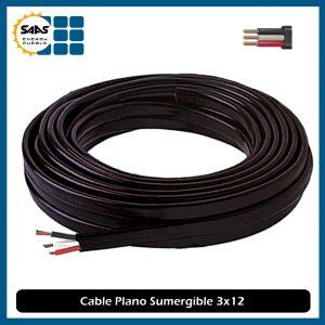 Cable Plano Sumergible - Saas Energy Puebla